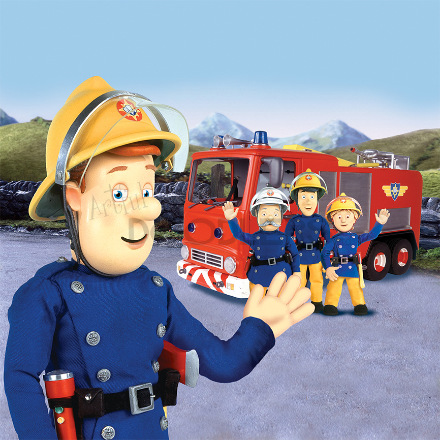 how to become a fireman uk