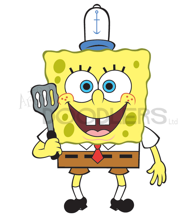 SpongeBob SquarePants Licensed Character